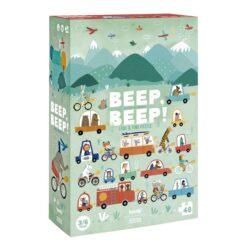puzzle beep beep londji