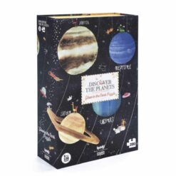 puzzle discover the planets londji